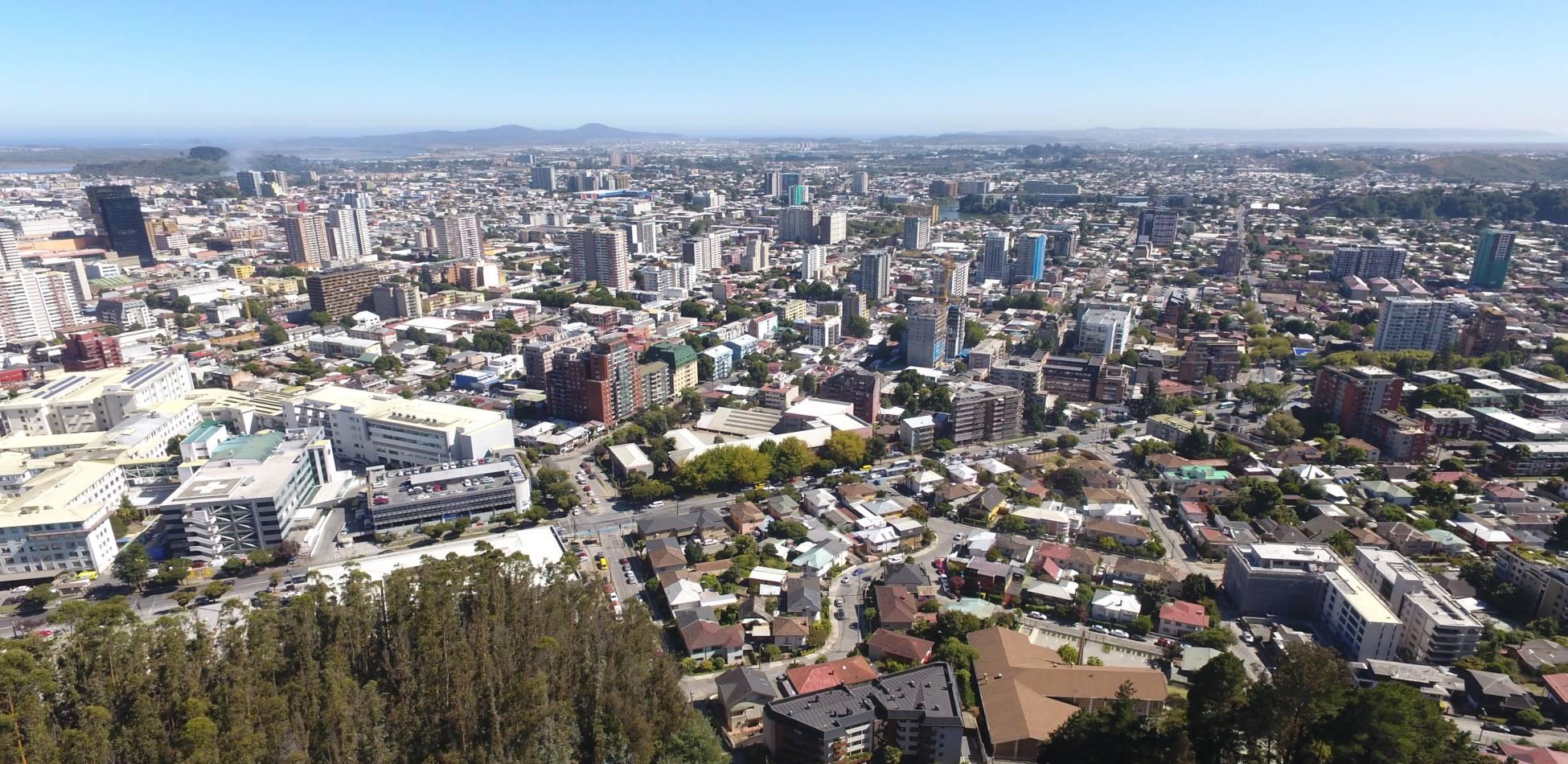 Amplio Departamento en Concepción