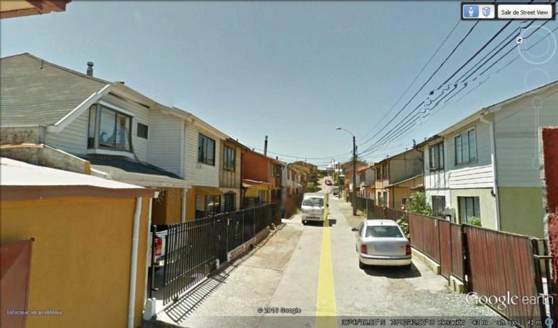 Valle Alto Lomas San Sebastian