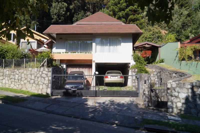 Hermosa Casa Cerro La Virgen